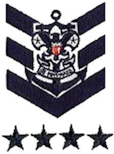 National Boatswain Patch