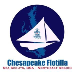 Chesapeake Flotilla Logo