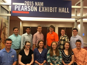 2015 National Officers